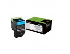 708C CYAN RETURN TONER CARTRIDGE, 1K, CS310/CS410/ CS510