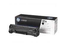 HP 85A BLACK TONER 1,600 PAGE YIELD FOR LJ PRO P1100, P1102