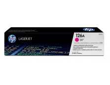 HP 126A MAGENTA TONER 1,000 PAGE YIELD FOR LJ PRO CP1020