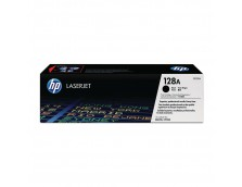 HP 128A BLACK TONER 2,000 PAGE YIELD FOR CLJ PRO CP1525, CM1415