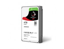 SEAGATE IRONWOLF 4TB NAS 180TB/YR 5900RPM 3YRS WARRANTY