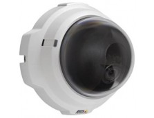 0337-001 M3204 IP CAM, DOME 720P,JPEG-H.264,30FPS,2.8-10MM POE, MIDSPAN NOT INCL.
