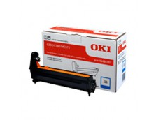 OKI 46484111 CYAN DRUM FOR C532DN/MC573DN 30K (3 PAGES PER JOB)