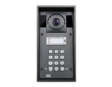 2N IP FORCE - 1 BUTTON HD CAMERA,KEYPAD & 10W SPEAKER