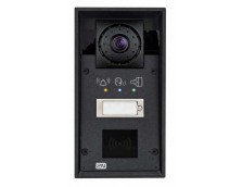 2N IP FORCE - 1 BUTTON HD CAMERA, PICTOGRAMS 10W SPEAKER - CARD READER READY