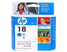HP 18 CYAN INK 625 PAGE YIELD FOR OJ PRO L7300, L7500