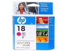 HP 18 MAGENTA INK 625 PAGE YIELD FOR OJ PRO L7300, L7500