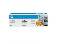 HP 35A BLACK TONER 1,500 PAGE YIELD FOR LJ P1005 & P1006