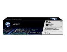HP 126A BLACK TONER 1,200 PAGE YIELD FOR LJ PRO CP1020