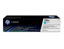 HP 126A CYAN TONER 1,000 PAGE YIELD FOR LJ PRO CP1020