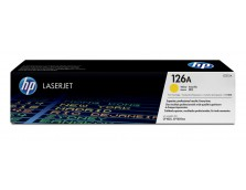 HP 126A YELLOW TONER 1,000 PAGE YIELD FOR LJ PRO CP1020