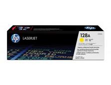 HP 128A YELLOW TONER 1.3K FOR CLJ PRO CP1525, CM1415