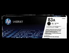 HP LASERJET 83A BLACK TONER CARTRIDGE M125/127/201/225