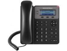 POE IP PHONE 132X48 LCD, SINGLE LINE, DUAL FAST ETHERNET PORTS, 3 PROGRAM KEYS