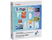 POSTER ARTIST DESIGN SOFTWARE FOR CANON IPF PRINTERS