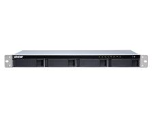 TS-431XEU-2G NO RAIL SHORT DEPTH 1U RACK QUAD CORE 1.7GHz ALPINE 4XSATA HDD, 1X10GBE, 2G