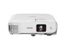 EB-980W WXGA, 3LCD, 3800 ANSI LUMENS, LAN, HDMI, 16W SPEAKER LAMP LIFE UP TO 12,000 HRS